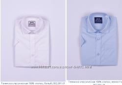 Блузки и рубашки для модниц и модников 2-10 лет.