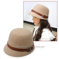 Осенние шляпки для леди