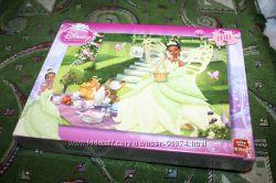 Фирменные пазлы для девочек с принцессами - большой выбор