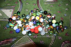 Стеклянные шарики марбл