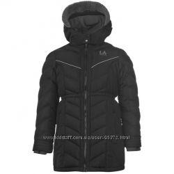Курточка пальто LA Gear 8-9 и 9-10