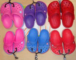 Оригинал Кроксы Crocs Cross Band 11. 5 Clog Infants