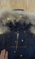Пуховик куртка зимняя пуховая