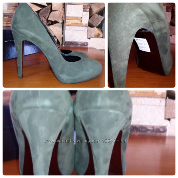 Симпатичные туфли Италия