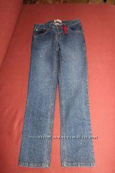 Красивые нарядные джинсы Childrens place