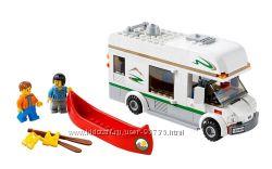 Конструктор LEGO 60057 ЛЕГО Дом на колёсах