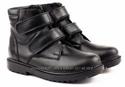 Новые зимние ботинки braska kids