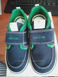 Новые полуботиночки кеды Geox