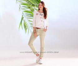 Модные брюки  мрамор Германия