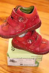 Ботинки-туфли Экко в прекрасном состоянии, 21 разм