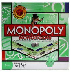 Настольная игра Монополия новая