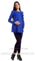 Блуза-туника для беременной красавицы