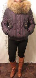 Куртка-пуховик на зиму