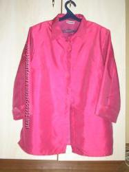 Блуза, рубашка цвет джазовый джем.