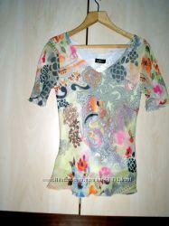 Блуза лёгкая, S