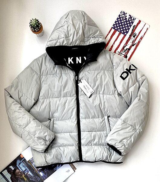 Куртка чоловіча , бомбер зимовий DKNY Куртка мужская Донна Каран Оригінал