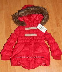 Куртка Reserved Польша для девочки р. 86-92
