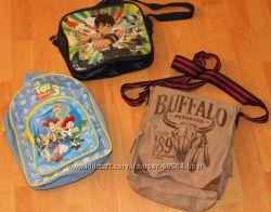 Рюкзак дошкольный и сумки для стильного мальчишки