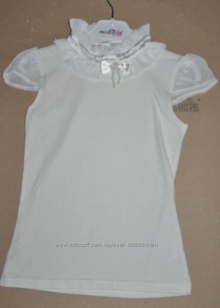 3eca168d8e4 Лёгкие школьные блузки Matilda