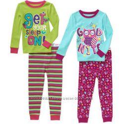 Пижамки девочкам Америка от Garanimals