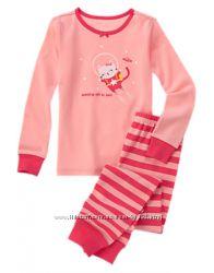 Пижамки для девочек GYMBOREE , CRAZY8, OLD NAVY