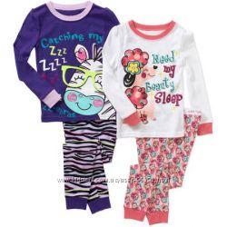 Пижамки девочкам Америка