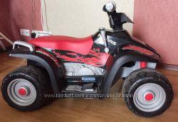 Квадроцикл детский Peg-Perego