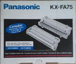 Картридж  Panasonik KX-FA 75.