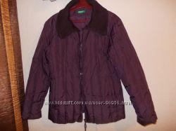 Пуховая куртка United Colors of Benetton.