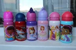 В наличии красивые бутылочки Disney  для воды и напитков, реальные фото