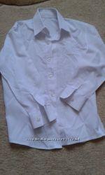 Белая рубашечка для первоклассника