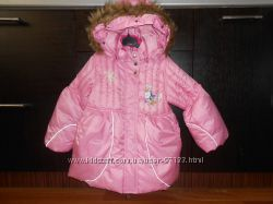 Новое пальто Outventure 110 р. деми или еврозима покупалось в Спортмастере