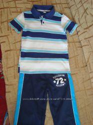 Футболка  спорт. брюки GEE JAY 122-128р