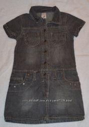Платья и сарафаны для девочки от HM, Primark, CundA