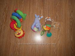 Погремушки, муз игрушки Chicco Fisher price Mothercare