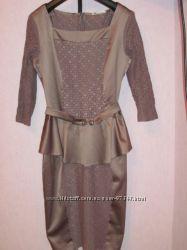 Белорусское платье Панда р. 42