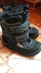 Ecco самые практичные зимние ботиночки
