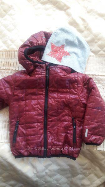 Zara куртка и ветровка Benetton