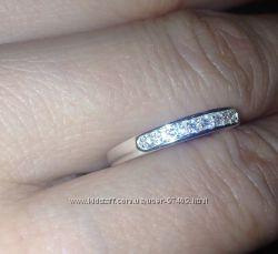 Красивое кольцо серебро. Дешевле бижутерии.