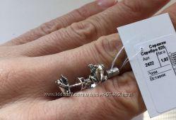 Серьги серебро925. Черепашки и лягушки.