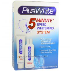 Система быстрого отбеливания зубов Plus White  5 Minute Speed Whitening