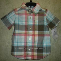 03baa879a02 Новая рубашка Carters 18М