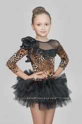 Детская одежда для танцев, купальник с юбкой  под заказ и в наличии