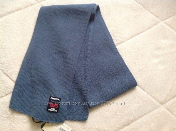 Распродажа шикарных шарфов Geox, оригинал для мальчиков и девочек