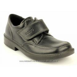 Распродажа туфли  ECCO Junior Arlanda 28 размер, липучка, кожа