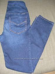 джинсы для беременных christoff