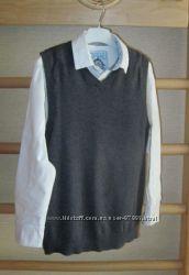 рубашки NEXT и M&S на 8 - 9 лет
