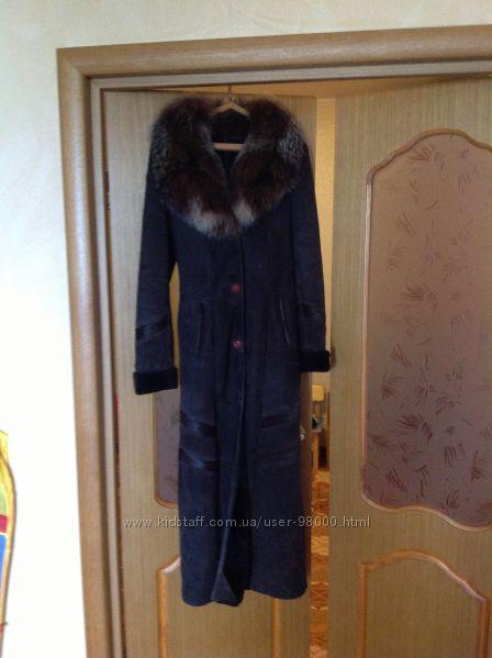 Дубленка, пальто, зима