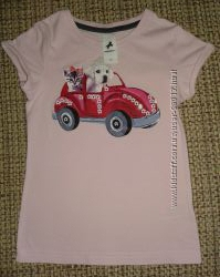 Вещи летние на девочку 2-3 и 4-5 лет футболки