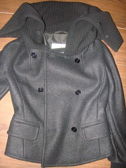 пальто Max Mara оригинал р. S
